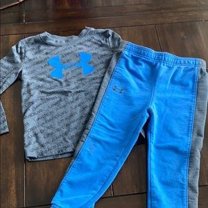 Under Armour boys outfit 2T